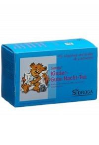 SIDROGA Kinder-Gute-Nacht-Tee Btl 20 Stk