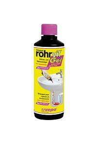 ROHRVIT Abflussreiniger Gel extra-stark 415 ml