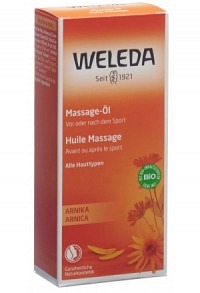 WELEDA Arnika Massageöl Fl 200 ml