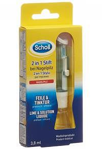 SCHOLL 2in1 Stift bei Nagelpilz