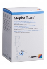 MEPHA-TEARS Gtt Opht 60 Monodos 0.5 ml