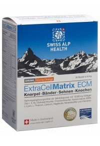 EXTRA CELL MATRIX Drink Gelenke Orange Btl 30 Stk