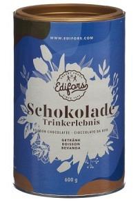 EDIFORS Schokolade Trinkerlebnis Ds 600 g