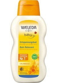 WELEDA BABY Calendula Bad 200 ml
