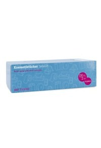 FUNNY Kosmetiktücher Zellstoff 2-lag 150 Stk