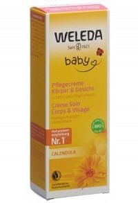 WELEDA BABY Calendula Pflegecreme Tb 75 ml