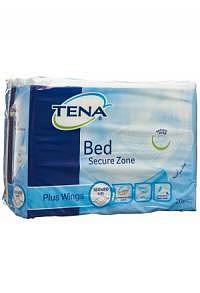 TENA Bed Plus Wings Krankenunterla 80x180cm 20 Stk