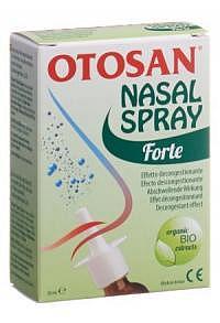 OTOSAN Nasal Spray decongestionante Bio 30 ml