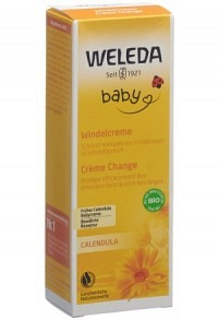 WELEDA BABY CALENDULA Windelcreme Tb 75 ml