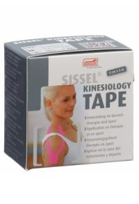 SISSEL Kinesiology Sport Tape 5cmx5m blau