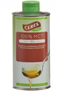 SCHÄR Ceres-MCT Oel 100 % 500 ml