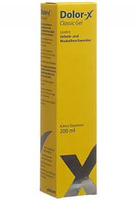 DOLOR-X Classic Gel 200 ml