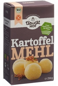 BAUCKHOF Kartoffelmehl Stärke  glutenf..