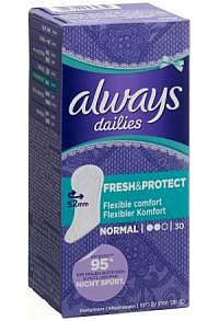 ALWAYS Slipeinlage Fresh&Protect Normal 30 Stk