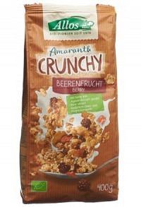 ALLOS Amaranth Crunchy Beerenfrucht 40..