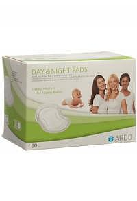 ARDO DAY & NIGHT PADS Einweg-Stilleinlagen 60 Stk