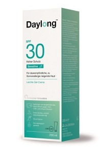 DAYLONG Sensitive Gel-Creme SPF30 Tb 200 ml
