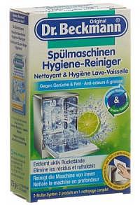 DR BECKMANN Spülmaschinen Hygiene-Reiniger 75 g