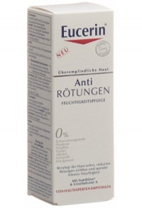 EUCERIN AntiRÖTUNGEN Feuchtigkeitspflege Fl 50 ml