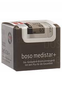BOSO Medistar+ Blutdruckmessgerät fürs Handgelenk