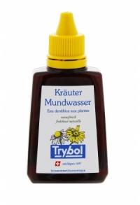TRYBOL Kräuter Mundwasser Fl 85 ml