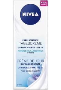 NIVEA Feuchtigkeitsspend Tagescrème nor Haut 50 ml