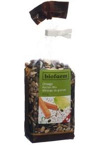 BIOFARM Omega Kernen-Mix Knospe CH Btl 200 g
