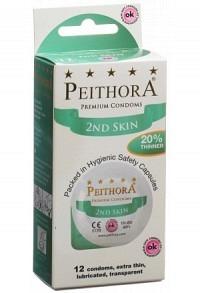 PEITHORA 2nd Skin 12 Stk