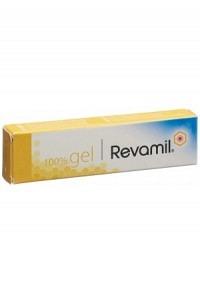 REVAMIL med Honig Gel Tb 18 g