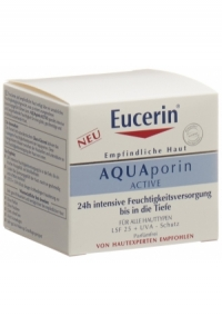 EUCERIN Aquaporin Active LSF25 50 ml