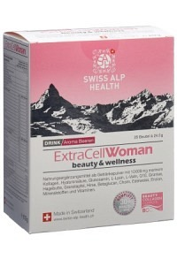 EXTRA CELL WOMAN Drink beauty&more Btl 25 Stk