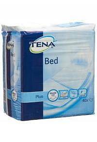 TENA Bed Plus Krankenunterl 60x60cm 40 Stk