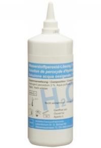 BICHSEL Wasserstoffperoxid-Lös 3 % PhEur st 250 ml