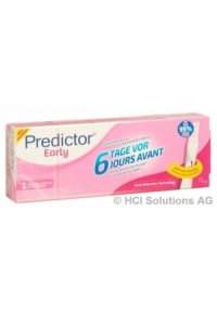 PREDICTOR EARLY Schwangerschaftstest