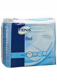 TENA Bed Plus Krankenunterl 60x75cm 35 Stk