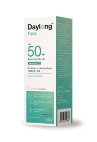 DAYLONG Sensitive Face Gel-Cr/Flui SPF50+ Tb 50 ml