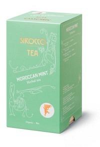 SIROCCO Teebeutel Moroccan Mint 20 Stk