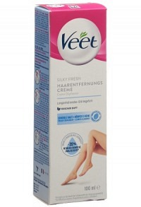VEET Haarentfernungs Creme sensible Ha..