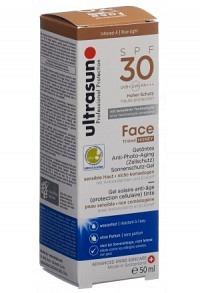 ULTRASUN Face Tinted Honey SPF 30 50 ml