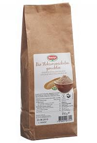 MORGA Flohsamenschalen gemahlen glutenfr Bio 350 g
