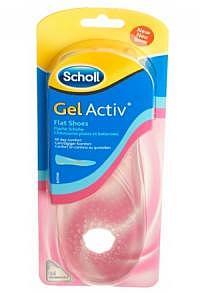 GelActiv Sohle 35-40,5 flac Schu Sie 1 Paar