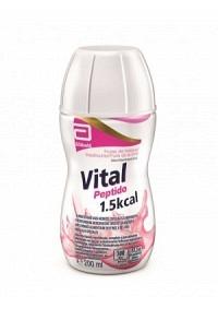 VITAL PEPTIDO liq Waldfrucht Fl 200 ml