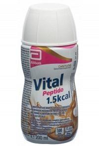 VITAL PEPTIDO liq Kaffee Fl 200 ml