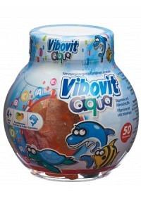 VIBOVIT aqua Fruchtgummis Ds 50 Stk