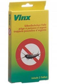 VINX Silberfischchen Falle (Achtung! Versand nur INNERHALB der SCHWEIZ möglich!)