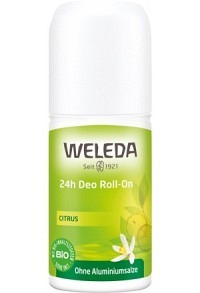 WELEDA Citrus 24h Deo Roll on 50 ml