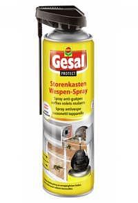 GESAL PROTECT Storenkasten Wespen-Spray 500 ml (Achtung! Versand nur INNERHALB der SCHWEIZ möglich!)