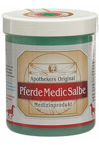APOTHEKERS ORIGINAL PferdeMedic Salbe Ds 600 ml