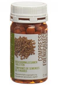 DIXA Bockshornkleesamen Tabl 535 mg Ds 150 Stk