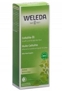 WELEDA Birke Cellulite-Öl Glasfl 100 ml